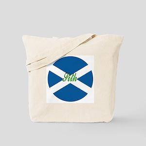 Scots 4 PEACE Tote Bag