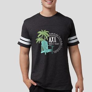 Lambda Chi Alpha Palm Chair Pe Mens Football Shirt