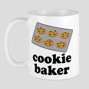 Cookie Baker Mug