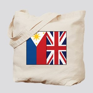 PI and UK Tote Bag