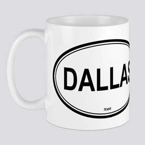 Dallas (Texas) Mug