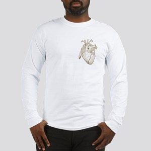 Vintage Heart Long Sleeve T-Shirt