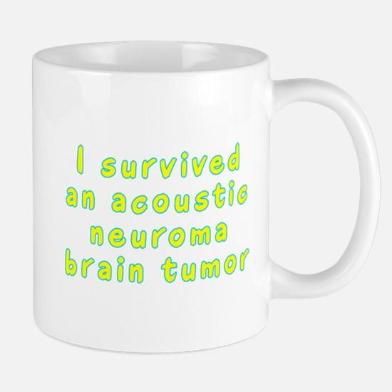 Acoustic neuroma brain tumor - Mug