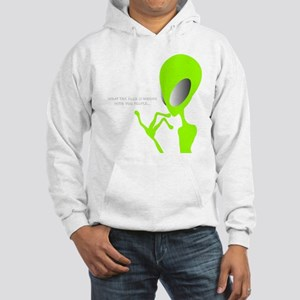 Alien Talk Sweatshirt