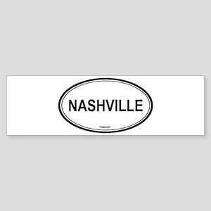 Nashville (Tennessee) Bumper Sticker