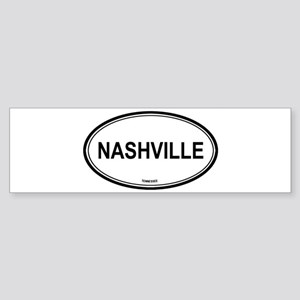 Nashville (Tennessee) Bumper Sticker