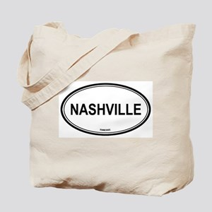 Nashville (Tennessee) Tote Bag