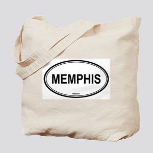 Memphis (Tennessee) Tote Bag