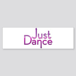 Just Dance Sticker (Bumper)