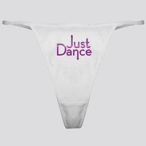 Just Dance Classic Thong