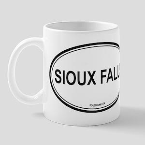 Sioux Falls (South Dakota) Mug