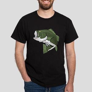 Largemouth Bass Dark T-Shirt