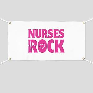 Nurses Rock Banner