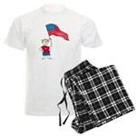 American Boy Men's Light Pajamas
