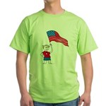 American Boy Green T-Shirt
