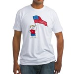 American Boy Fitted T-Shirt