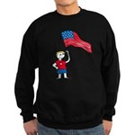 American Boy Sweatshirt (dark)