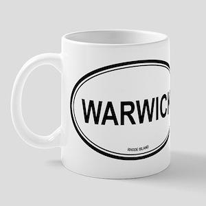 Warwick (Rhode Island) Mug