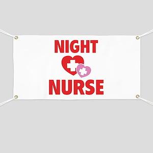 Night Nurse Banner