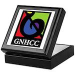 GNHCC Logo Keepsake Box