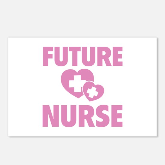 Future Nurse Postcards (Package of 8)