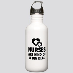 Nurses Are Kind Of A Big Deal Stainless Water Bott