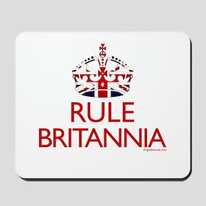 Rule Britannia Mousepad