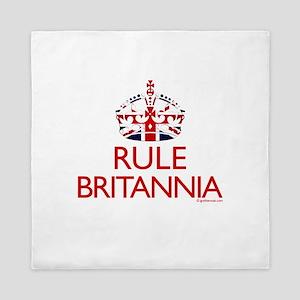 Rule Britannia Queen Duvet