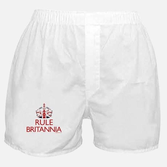 Rule Britannia Boxer Shorts