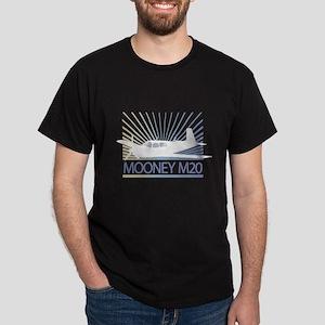 Aircraft Mooney M20 Dark T-Shirt