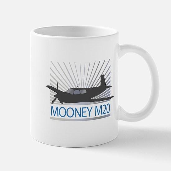 Aircraft Mooney M20 Mug