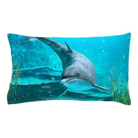 Dolphin Pillow Case