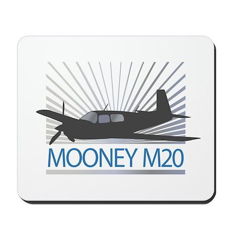 Aircraft Mooney M20 Mousepad