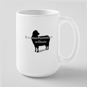 Blacksheep Photography Large Mug