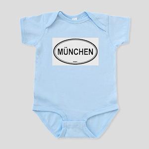 München, Germany euro Infant Creeper