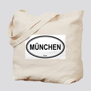 München, Germany euro Tote Bag