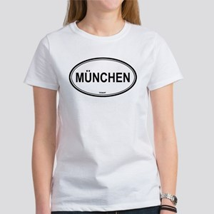 München, Germany euro Women's T-Shirt