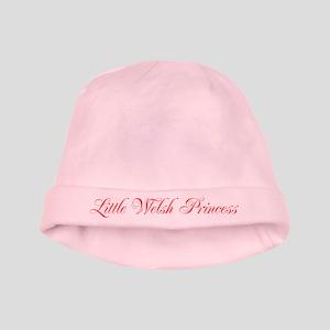 Little Welsh Princess baby hat