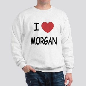 I heart Morgan Sweatshirt
