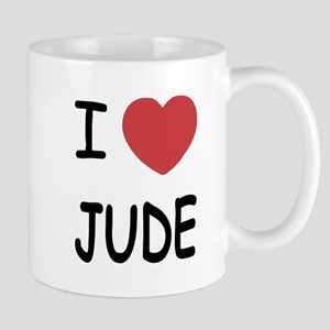 I heart Jude Mug