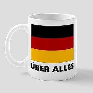 Deutschland, Deutschland Über Mug