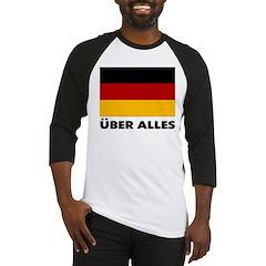 Deutschland, Deutschland Über Baseball Jersey