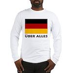 Deutschland, Deutschland Über Long Sleeve T-Shirt