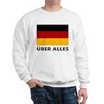 Deutschland, Deutschland Über Sweatshirt