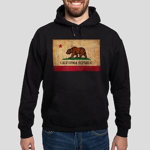 California Flag Hoodie (dark)