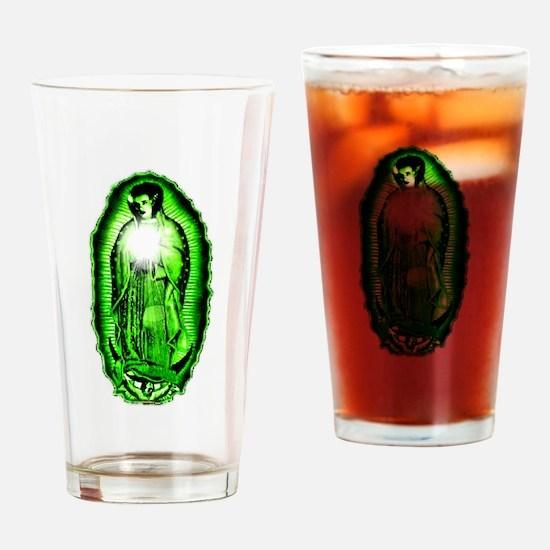 The Virgin Bride Drinking Glass