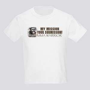 My Mission Your Submission MMA Gear Kids T-Shirt