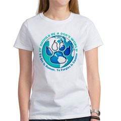 Dogs World Women's T-Shirt