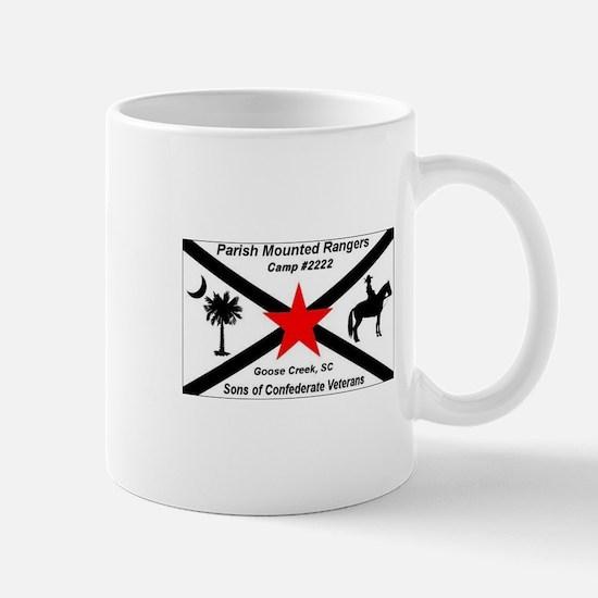 Parish Mounted Rangers Mug