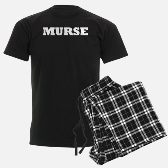 Murse - Male Nurse Pajamas